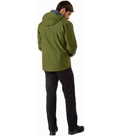Zeta LT Jacket Bushwhack Back View