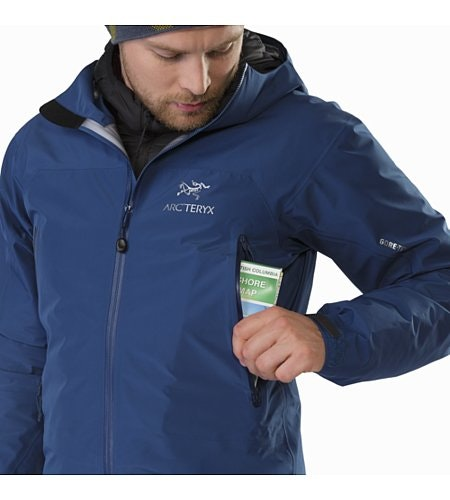 Zeta LT Jacket Cosmic Hand Pocket