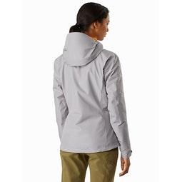 Zeta LT Jacket Women's Antenna Back View