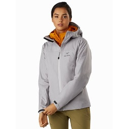 Zeta LT Jacket Women's Antenna Front View