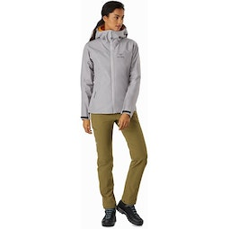 Zeta LT Jacket Women's Antenna Full View