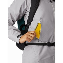 Zeta LT Jacket Women's Antenna Hand Pocket