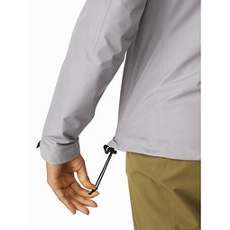 Zeta LT Jacket Women's Antenna Hem Adjuster