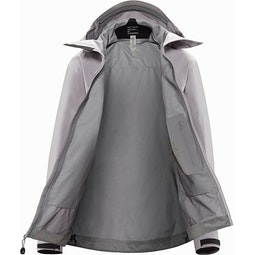 Zeta LT Jacket Women's Antenna Internal View