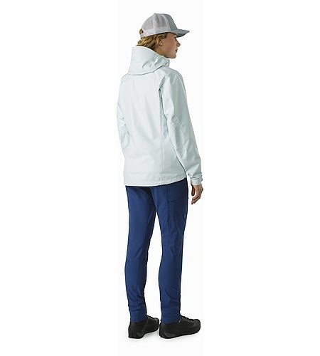 Zeta LT Jacket Women's Dew Drop Back View
