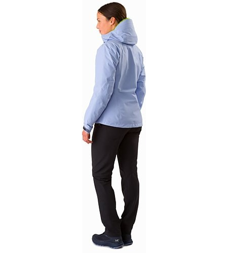 Zeta LT Jacket Women's Osmosis Back View