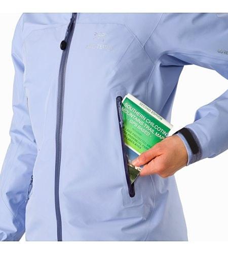 Zeta LT Jacket Women's Osmosis Hand Pocket