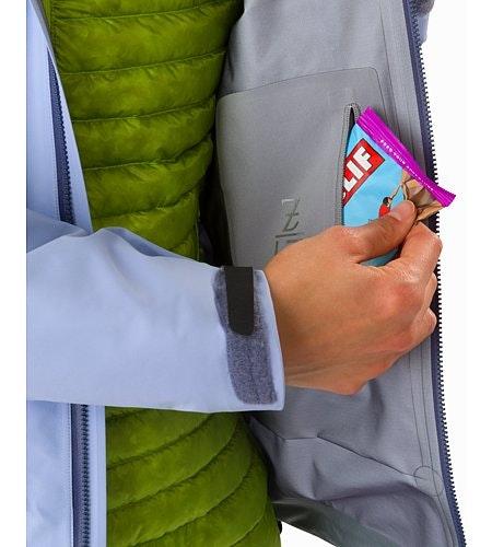 Zeta LT Jacket Women's Osmosis Internal Security Pocket