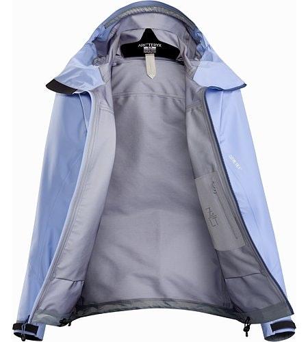 Zeta LT Jacket Women's Osmosis Internal View