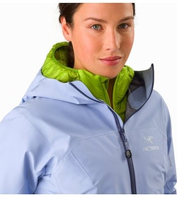 Zeta LT Jacket Women's Osmosis Open Collar