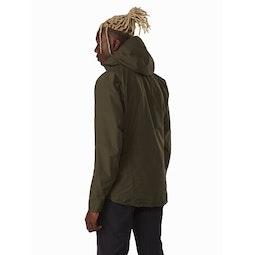 Zeta SL Jacket Dracaena Back View