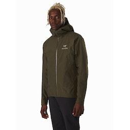 Zeta SL Jacket Dracaena Front View