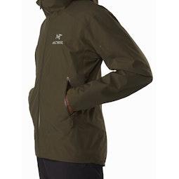 Zeta SL Jacket Dracaena Hand Pocket