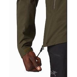 Zeta SL Jacket Dracaena Hem Adjuster