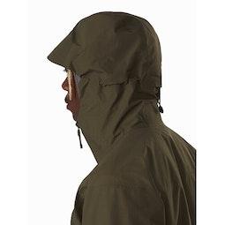 Zeta SL Jacket Dracaena Hood Up
