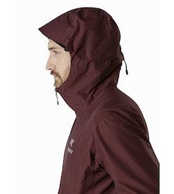 Zeta SL Jacket Flux Hood
