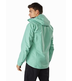 Zeta SL Jacket Kepler Back View