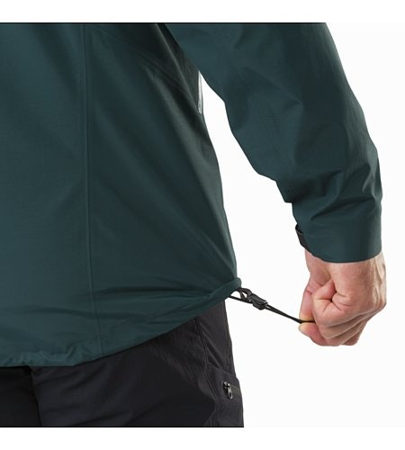Zeta SL Jacket Labyrinth Hem Adjuster