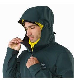 Zeta SL Jacket Labyrinth Hood Up