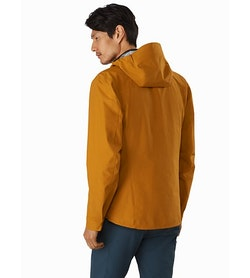Zeta SL Jacket Timbre Back View