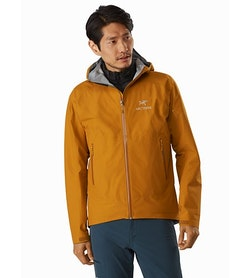 Zeta SL Jacket Timbre Front View