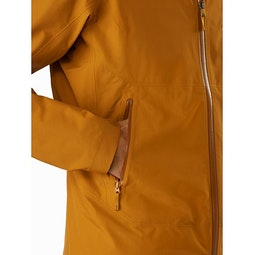 Zeta SL Jacket Timbre Hand Pocket