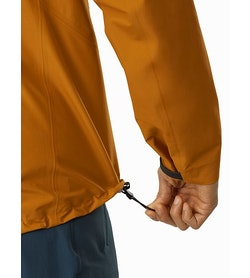 Zeta SL Jacket Timbre Hem Adjusters
