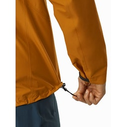 Zeta SL Jacket Timbre Hem Adjusters