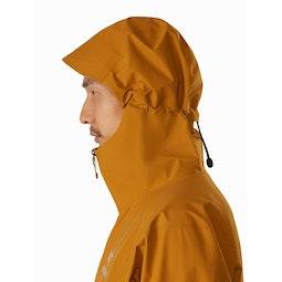 Zeta SL Jacket Timbre Hood