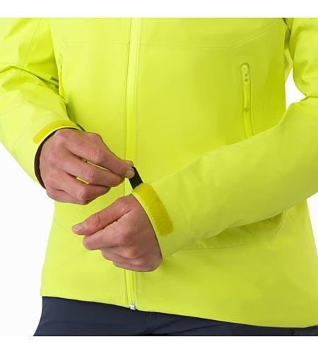 Zeta SL Jacket Women's Electrolyte Cuffs