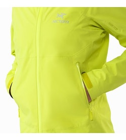 Zeta SL Jacket Women's Electrolyte Hand Pocket