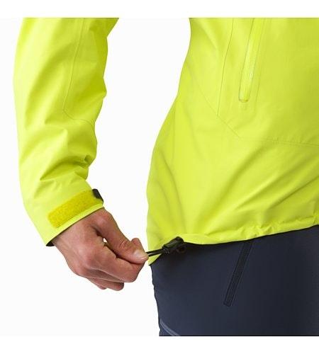 Zeta SL Jacket Women's Electrolyte Hem Adjuster