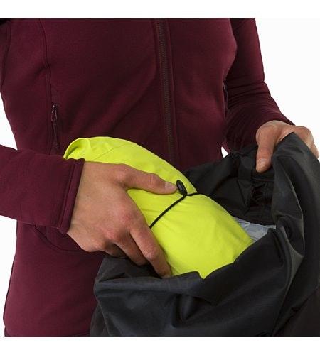 Zeta SL Jacket Women's Electrolyte Packed