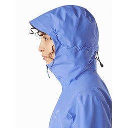 Zeta SL Jacket Women's Helix Hood Up