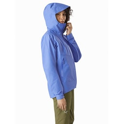 Zeta SL Jacket Women's Helix Side View