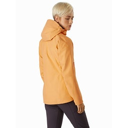 Zeta SL Jacket Women's Neoflora Back View