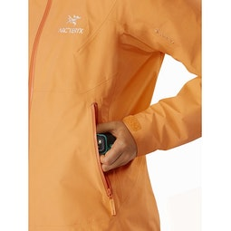 Zeta SL Jacket Women's Neoflora Hand Pocket