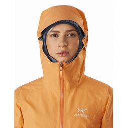 Zeta SL Jacket Women's Neoflora Hood Up