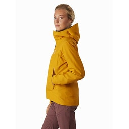 Zeta SL Jacket Women's Quantum Side View