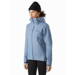 Zeta SL Jacket Women's Zephyr Front View