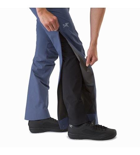 Zeta SL Pant Women's Nightshadow Lower Leg Zipper